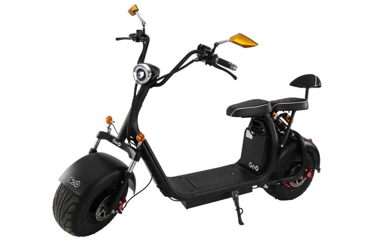 moto scooter eletrica ecomotors modelo X7