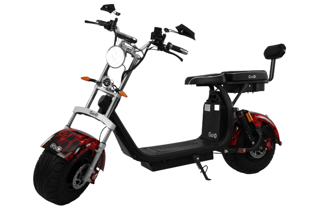 moto scooter eletrica 1000w 2000w eco motors brasil veiculos eletricos goo x10