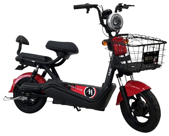 mini scooter elétrica 500w