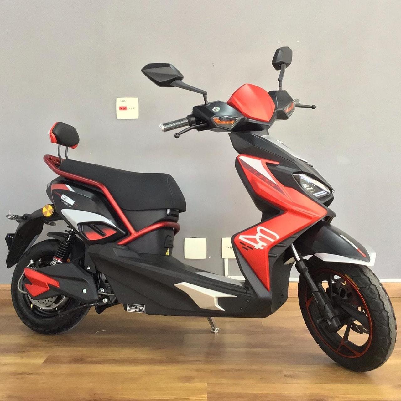 scooter eletrica 1200w loja