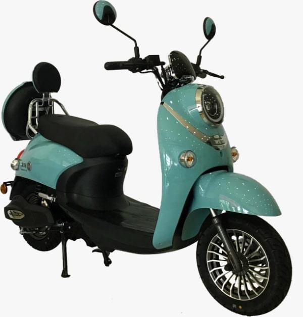 mini scooter eletrica 800w