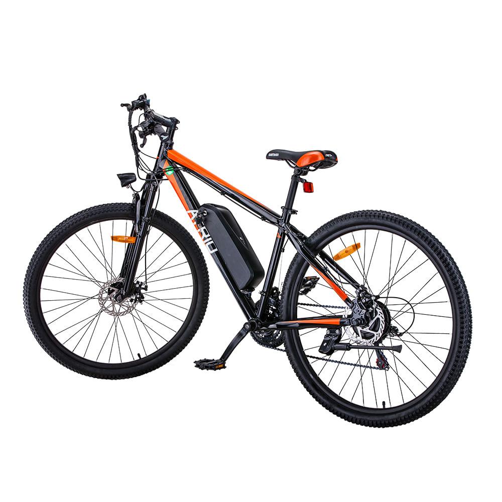 Mountain Bike Elétrica Santiago 350W Aro 29 10AH Freio a Disco 21V SHIMANO ecomotors -BI209