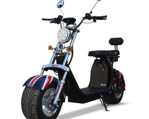 moto scooter eletrica ecomotors inglaterra modelo X11