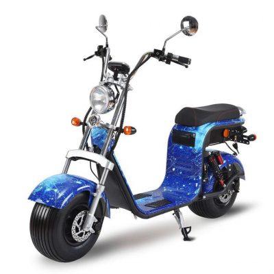 moto scooter eletrica ecomotors modelo X13